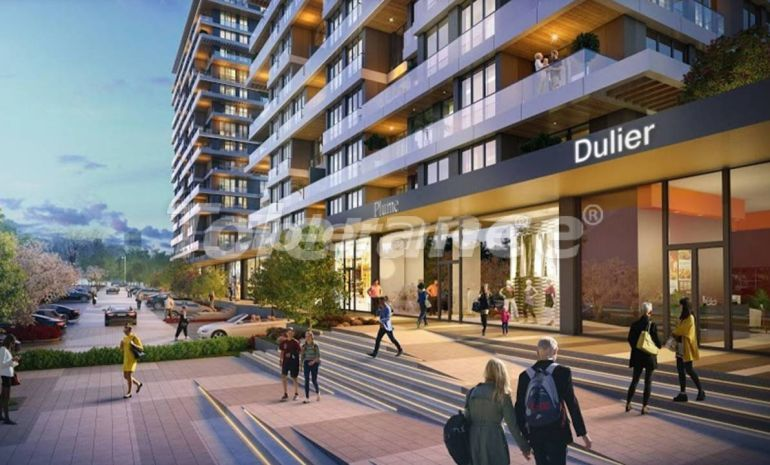Commercial premises for a store in Istanbul with installments from the developer - 27334 | Tolerance Homes