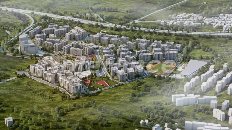 Commercial premises in Izmir in a complex with rich infrastructure from the best developer - 27341 | Tolerance Homes