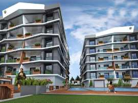 Affordable two-bedroom apartments in Izmir in a complex with a swimming pool - 27473 | Tolerance Homes