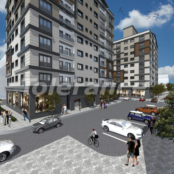 Apartments in Izmir from a reliable developer - 27515 | Tolerance Homes