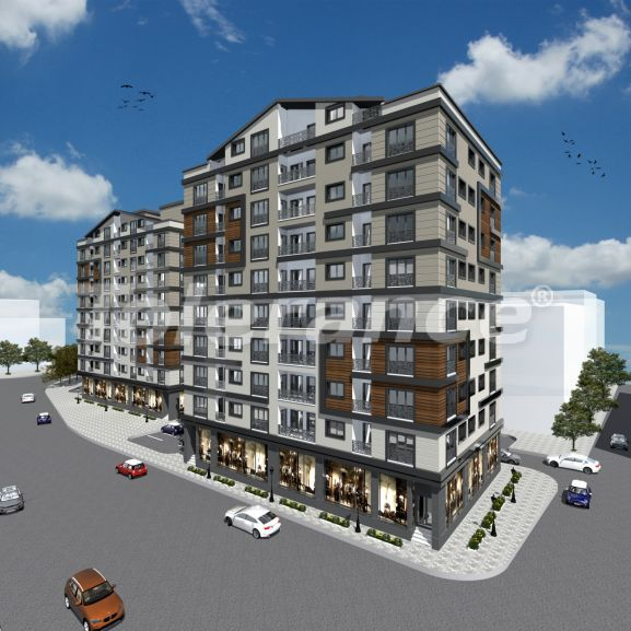 Apartments in Izmir from a reliable developer - 27513 | Tolerance Homes