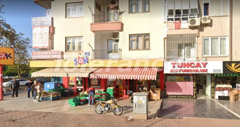 Commercial property in Muratpaşa, Antalya with the possibility of obtaining Turkish citizenship - 27614 | Tolerance Homes