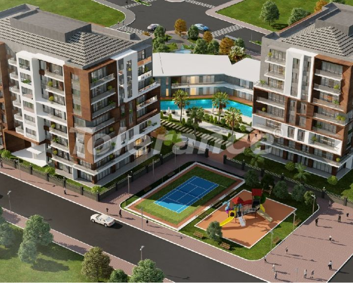 Apartments in Izmir in a modern complex from the developer - 27683 | Tolerance Homes