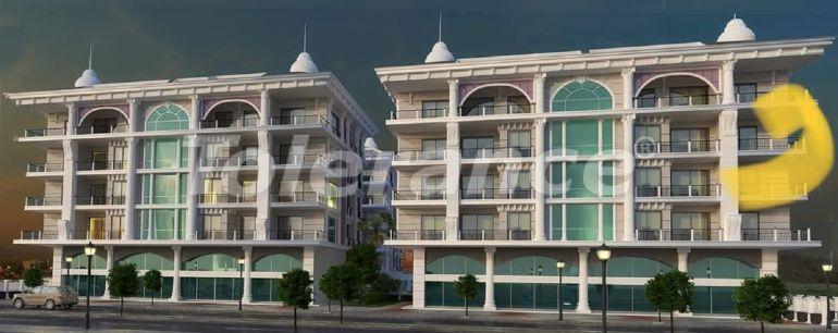Luxury modern apartments in Kargicak, just 300 meters from the sea - 27767 | Tolerance Homes