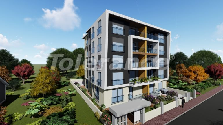 Affordable spacious luxury apartments in Muratpaşa, Antalya from the developer - 43022 | Tolerance Homes