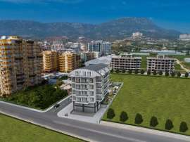 New apartments in Alanya in a modern complex, just 50 m from the sea - 27832 | Tolerance Homes