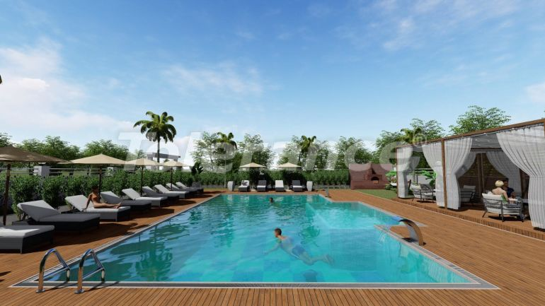 New apartments in Alanya in a modern complex, just 50 m from the sea - 27842 | Tolerance Homes