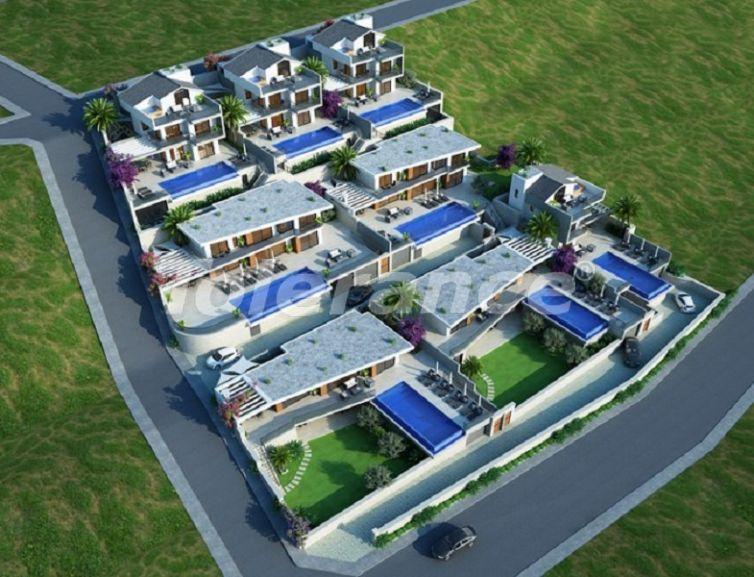 Luxury villas in Kalkan with sea views - 27852 | Tolerance Homes