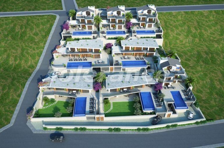 Luxury villas in Kalkan with sea views - 27866 | Tolerance Homes