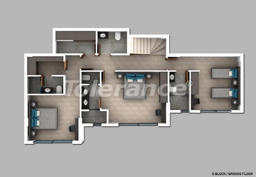 Luxury villas in Kalkan with sea views - 27874 | Tolerance Homes