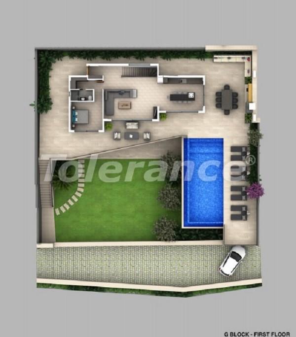 Luxury villas in Kalkan with sea views - 27873 | Tolerance Homes