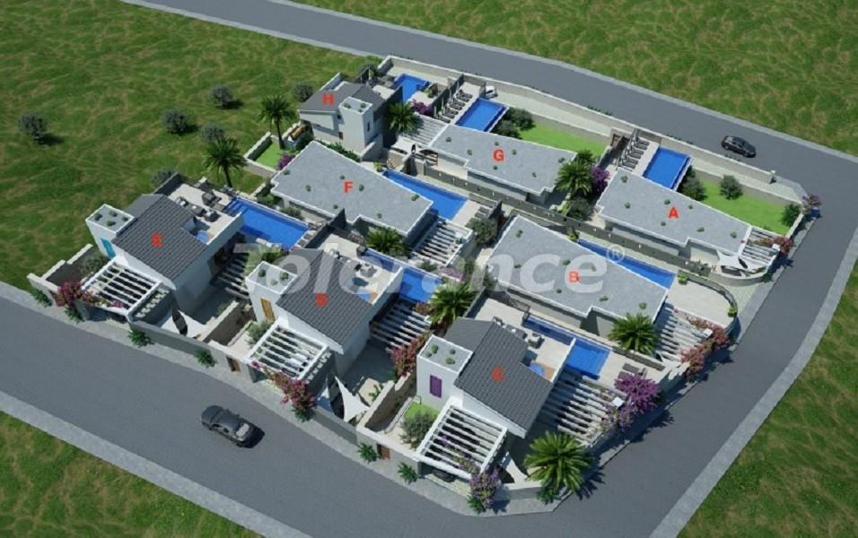 Luxury villas in Kalkan with sea views - 27870 | Tolerance Homes