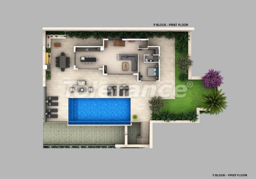Luxury villas in Kalkan with sea views - 27871 | Tolerance Homes