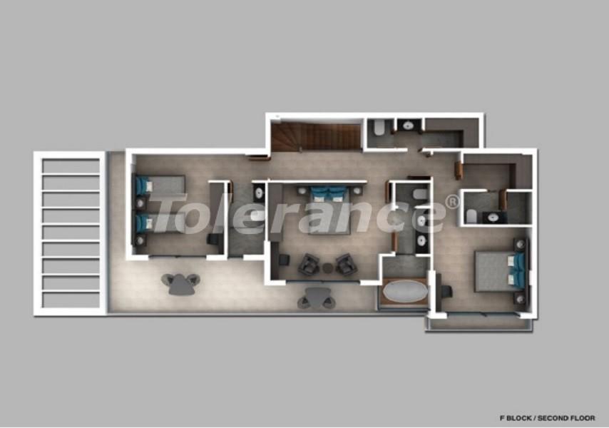 Luxury villas in Kalkan with sea views - 27872 | Tolerance Homes