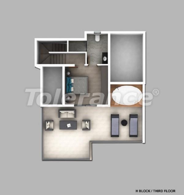 Luxury villas in Kalkan with sea views - 27877 | Tolerance Homes