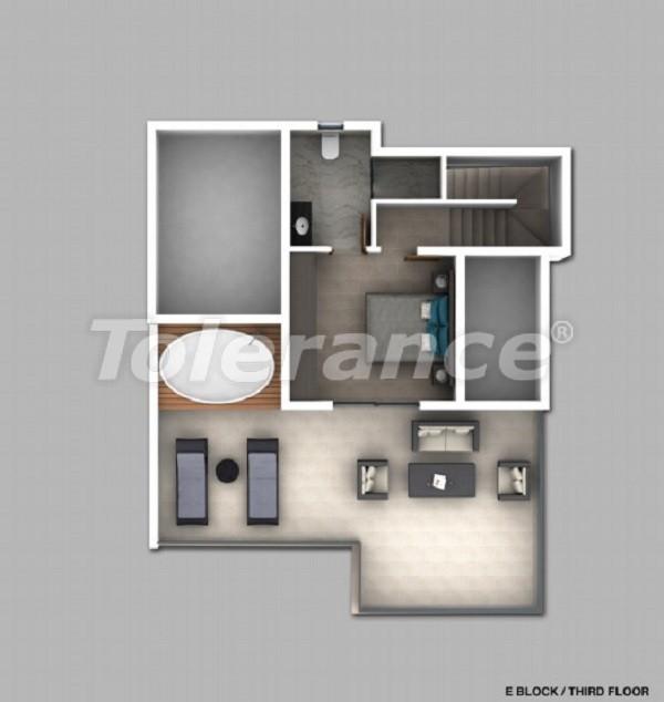 Luxury villas in Kalkan with sea views - 27869 | Tolerance Homes