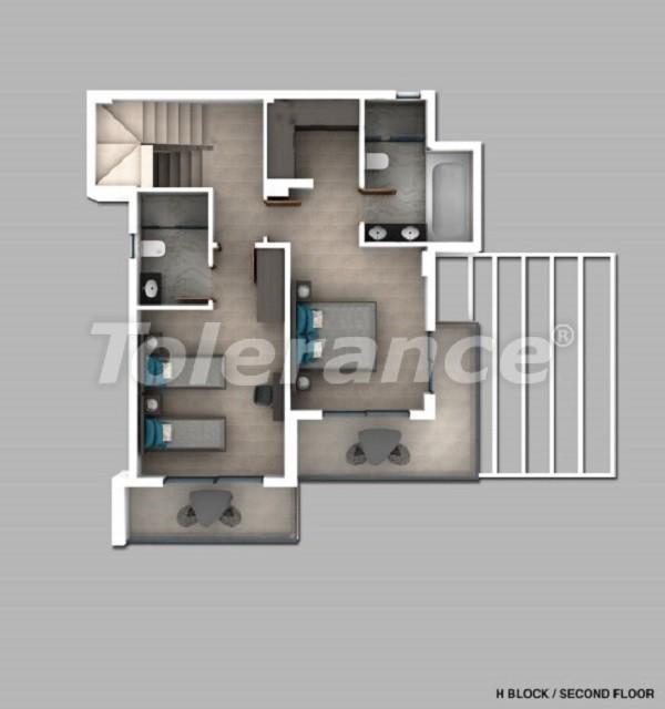 Luxury villas in Kalkan with sea views - 27876 | Tolerance Homes