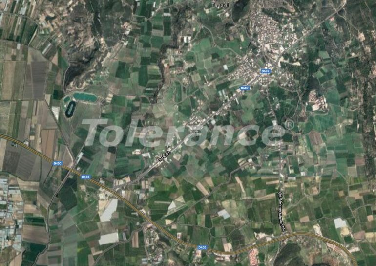 Plot of land in Manavgat for construction - 27878 | Tolerance Homes