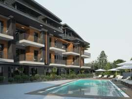 Luxury apartments in Lara, Antalya in a complex with a swimming pool with installments from the developer - 28381   Tolerance Homes