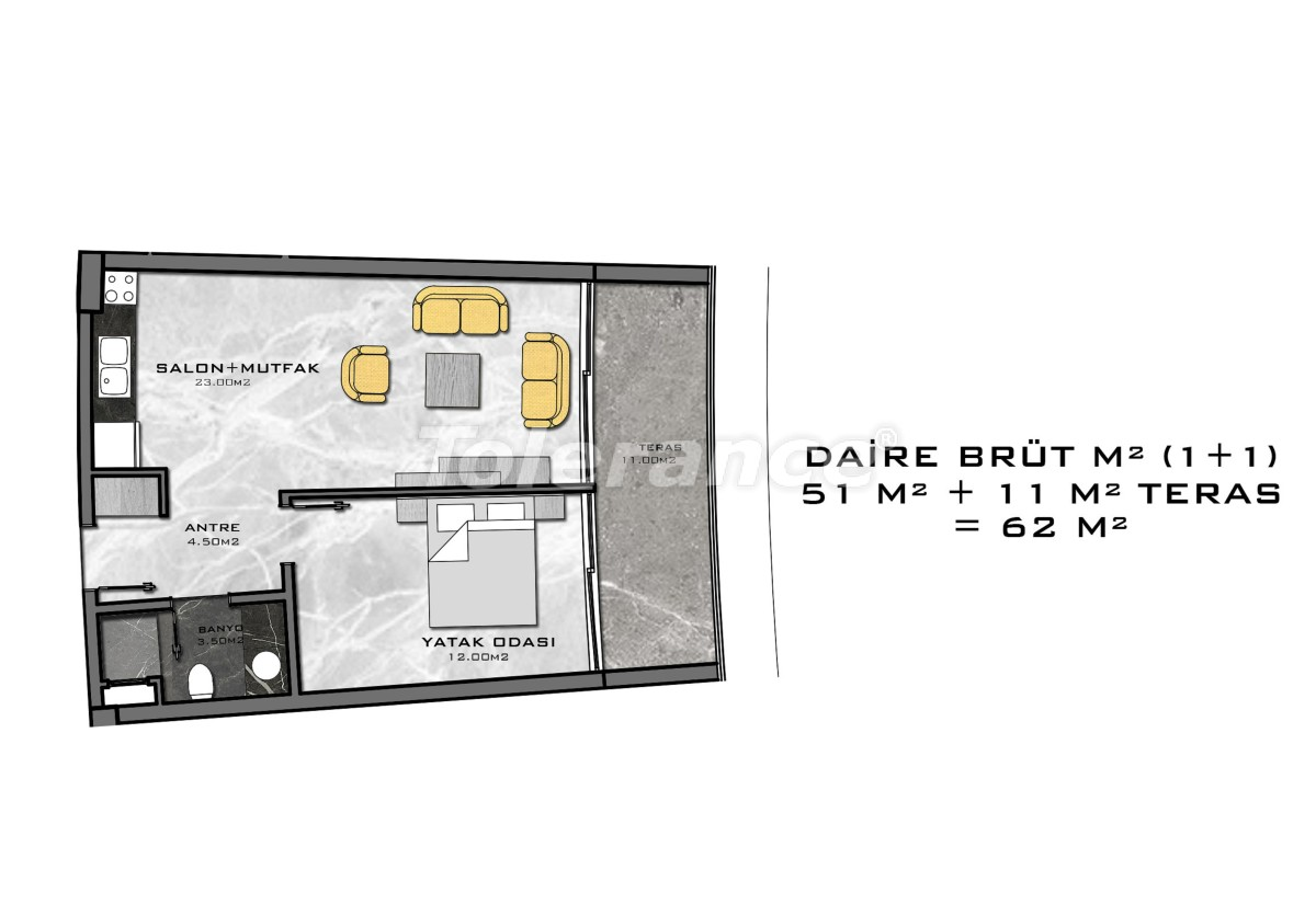 Complex of premium class, just 200 meters from the sea - 27938 | Tolerance Homes