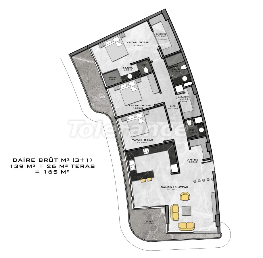 Complex of premium class, just 200 meters from the sea - 27951 | Tolerance Homes