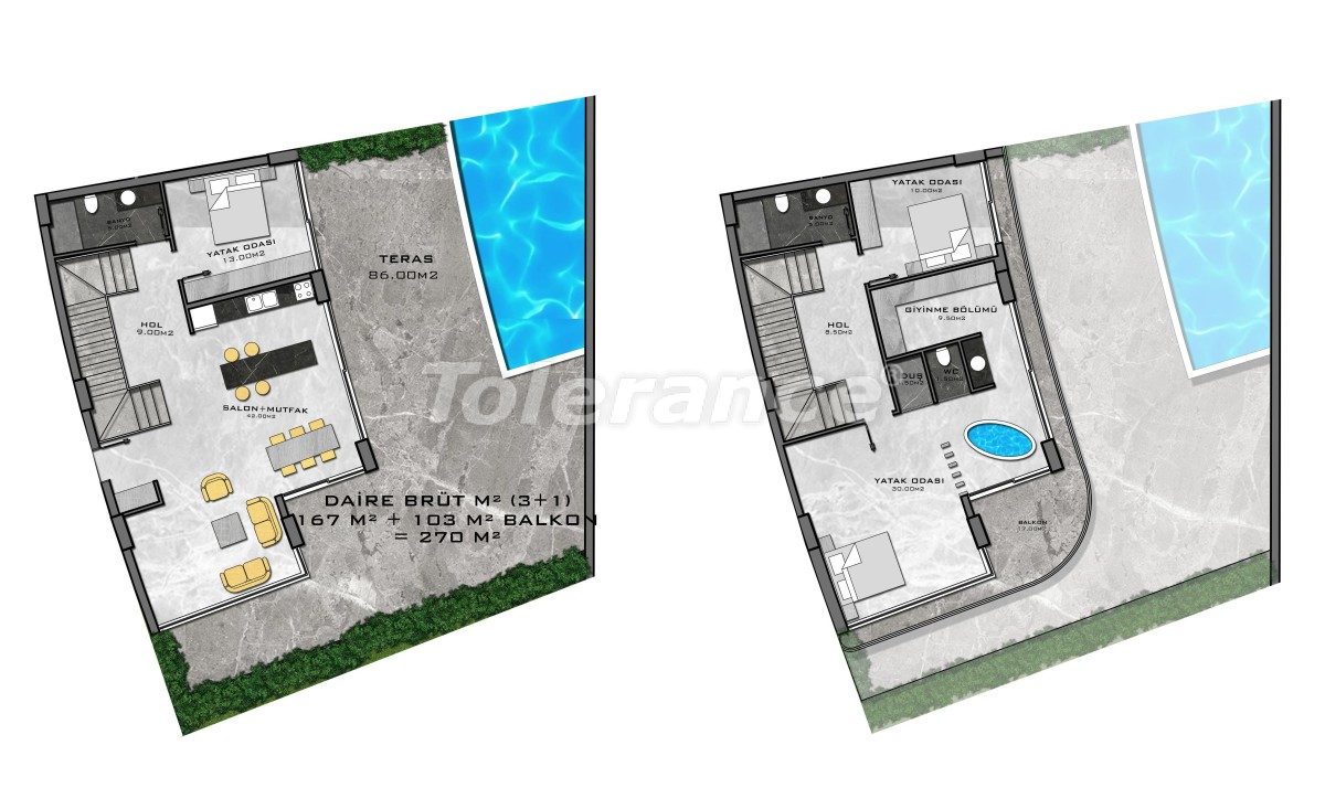 Complex of premium class, just 200 meters from the sea - 27955 | Tolerance Homes