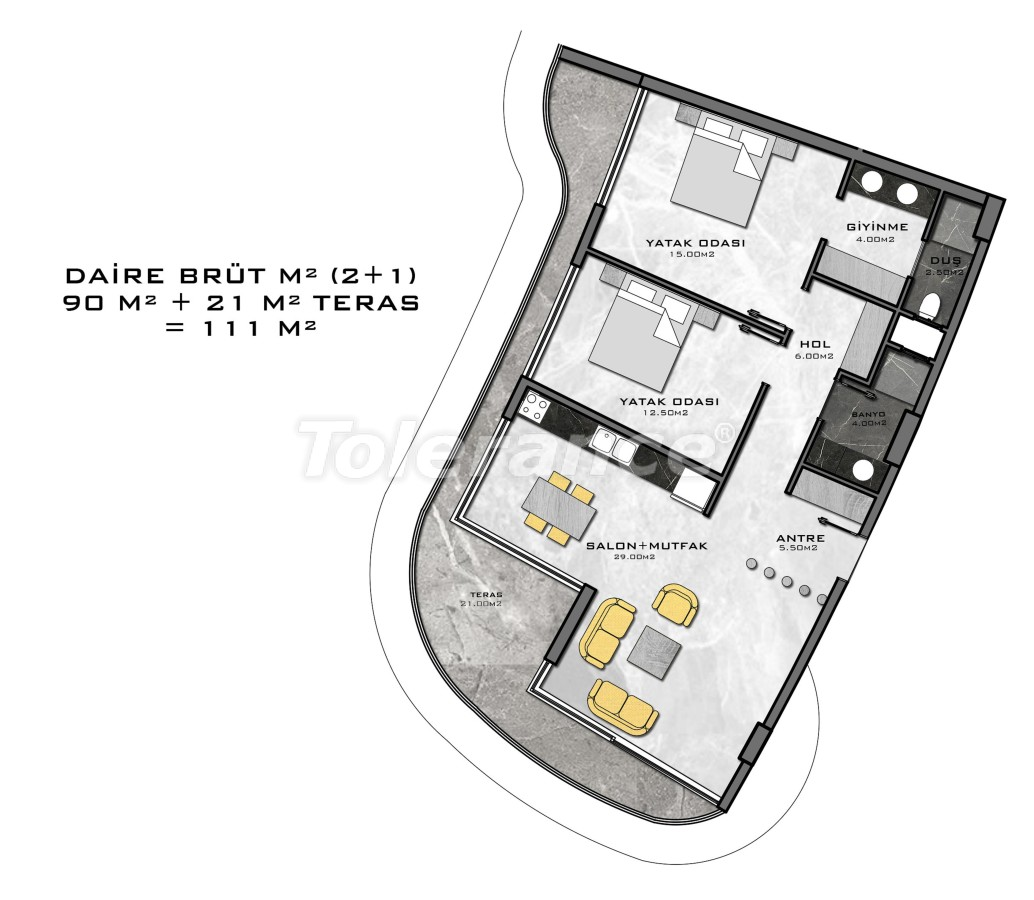 Complex of premium class, just 200 meters from the sea - 27946 | Tolerance Homes
