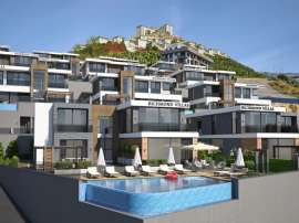 Luxury villas in Alanya with garage and private pool - 27978 | Tolerance Homes