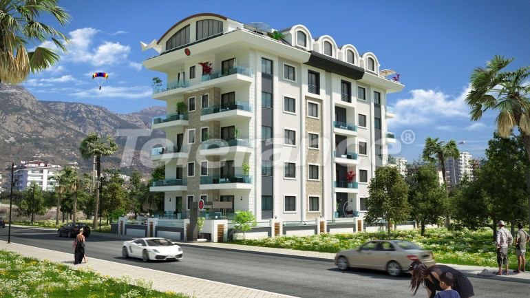 New affordable apartments in Mahmutlar near the sea - 28055 | Tolerance Homes