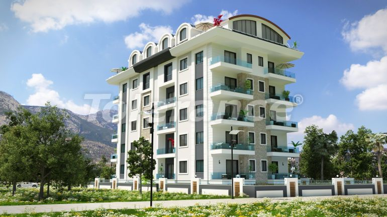 New affordable apartments in Mahmutlar near the sea - 28056 | Tolerance Homes