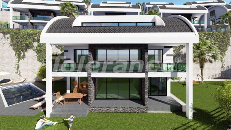 Special project in Alanya that combines luxury, latest technologies and innovations in construction - 28118 | Tolerance Homes