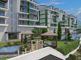 Luxurious apartments  in Kargicak  for investments from the best developer - 28127   Tolerance Homes