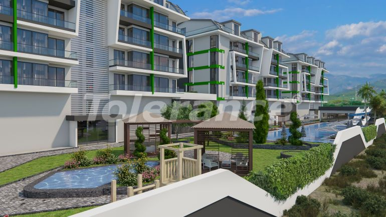 Luxurious apartments  in Kargicak  for investments from the best developer - 28127 | Tolerance Homes