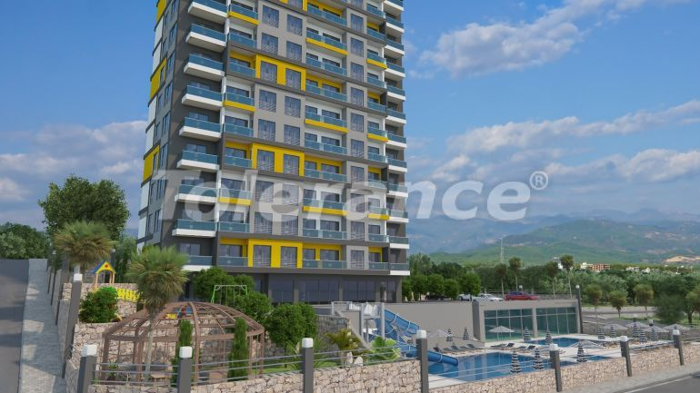 Modern apartments in Kargicak from one of the best developers - 28133 | Tolerance Homes
