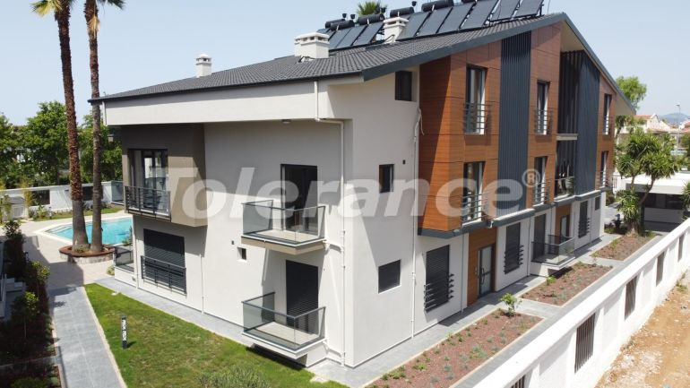 Exclusive project: luxury apartments in Fethiye just 400 meters from Calis Beach - 28142   Tolerance Homes