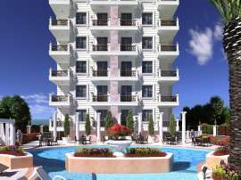 Luxury complex in the center of Mahmutlar, just 50 meters to the beach - 28195 | Tolerance Homes