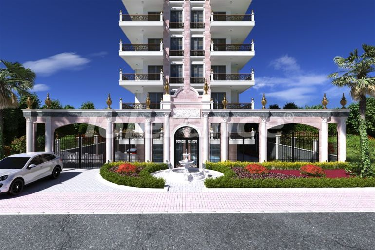 Luxury complex in the center of Mahmutlar, just 50 meters to the beach - 28208   Tolerance Homes