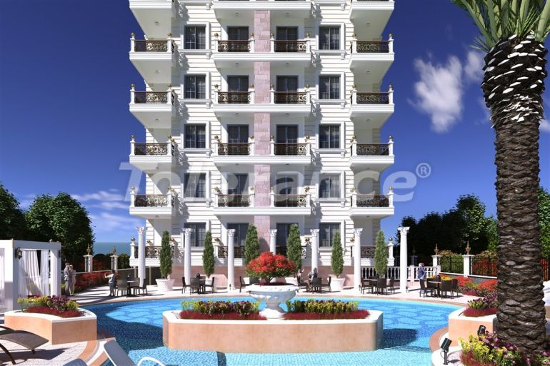 Luxury complex in the center of Mahmutlar, just 50 meters to the beach - 28195   Tolerance Homes