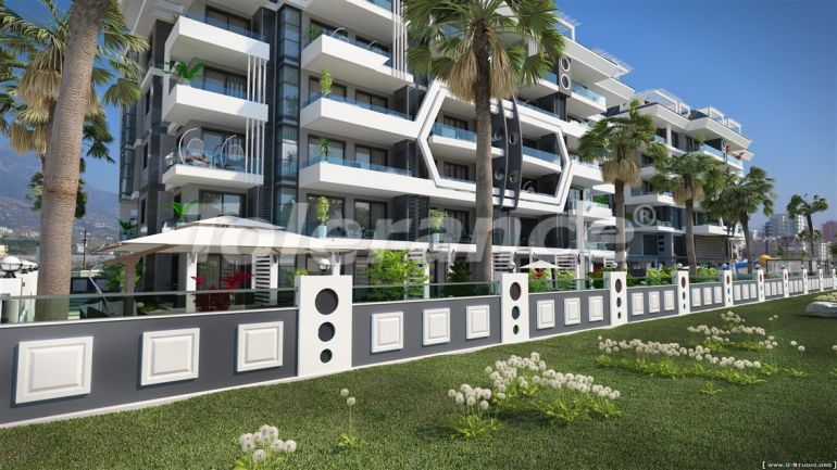 Apartments in Kargicak in the modern complex from the developer - 28264 | Tolerance Homes