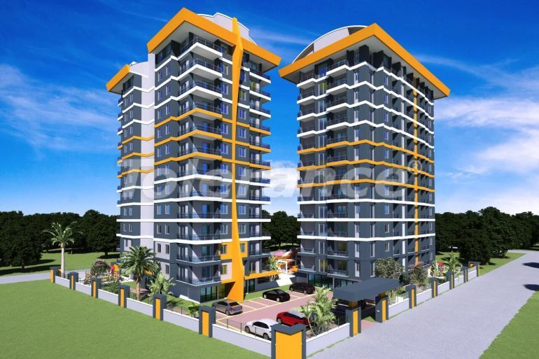 The promising project for investment in Mahmutlar - 28275 | Tolerance Homes