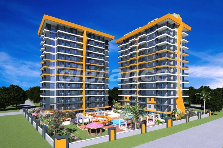The promising project for investment in Mahmutlar - 28276 | Tolerance Homes