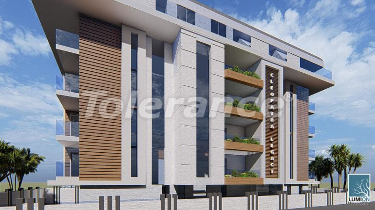 High quality apartments in Alanya (Cleopatra) - 28290 | Tolerance Homes