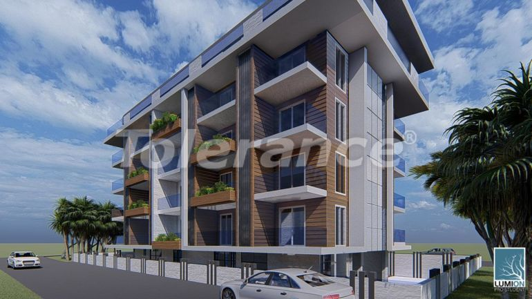 High quality apartments in Alanya (Cleopatra) - 28291 | Tolerance Homes