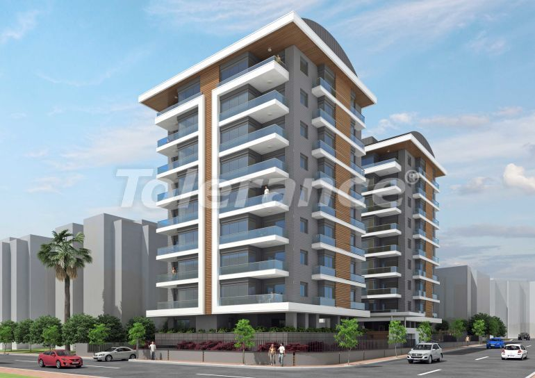 Exclusive project in the center of Alanya - 28317 | Tolerance Homes