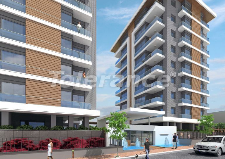 Exclusive project in the center of Alanya - 28319 | Tolerance Homes