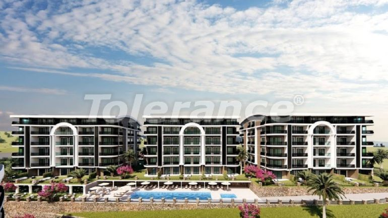 Modern apartments in Oba,  from the reliable developer with installments - 28353 | Tolerance Homes