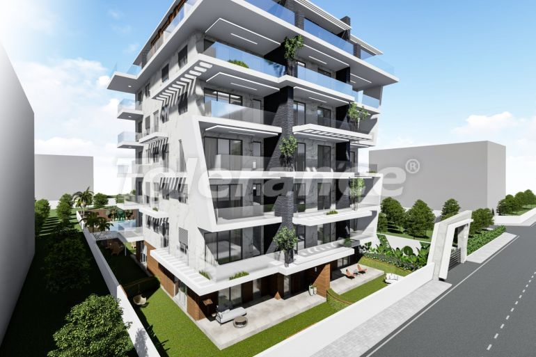 Modern complex in Kestel from developer with beautiful sea and mountain view - 28410 | Tolerance Homes
