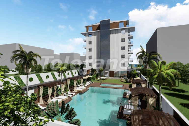 Modern complex in Kestel from developer with beautiful sea and mountain view - 28412 | Tolerance Homes