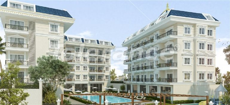 The new apartments in Oba  in a complex with a swimming pool - 28472 | Tolerance Homes
