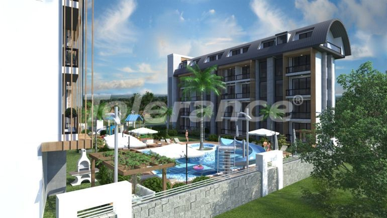 Apartments in Oba, in modern complex with installment up to 8 months - 28495   Tolerance Homes